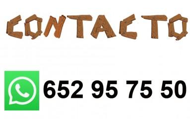 Teléfono o WhatsApp